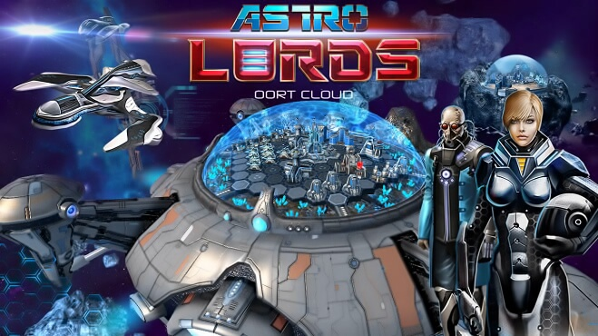 Astro Lords - ���������� �����!