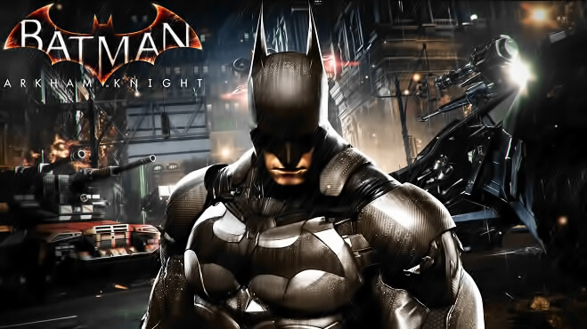 Trailer к игре Batman: Arkham Knight