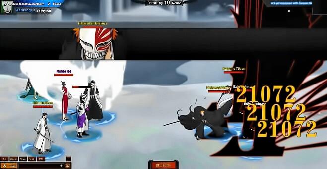Bleach Online игра на русском