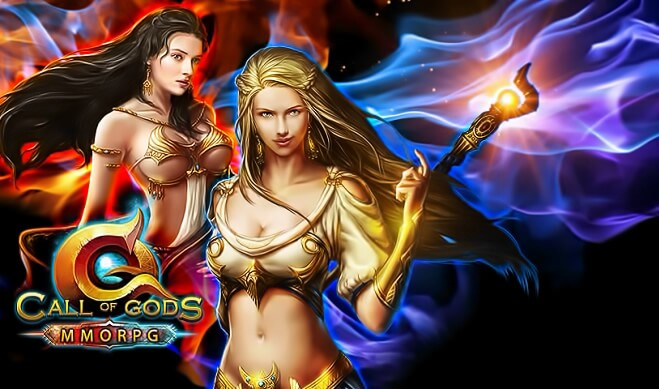 Онлайн игра Call of Gods