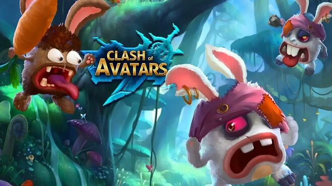 Игра Clash of Avatars
