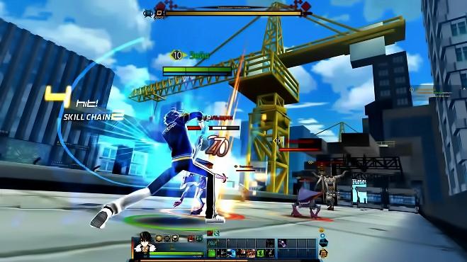 Closers Online играть онлайн бесплатно