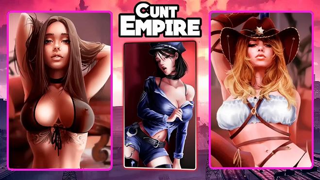 Cunt Empire играть онлайн бесплатно