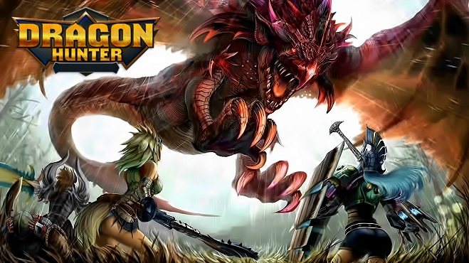 Dragon Hunter Esprit Games