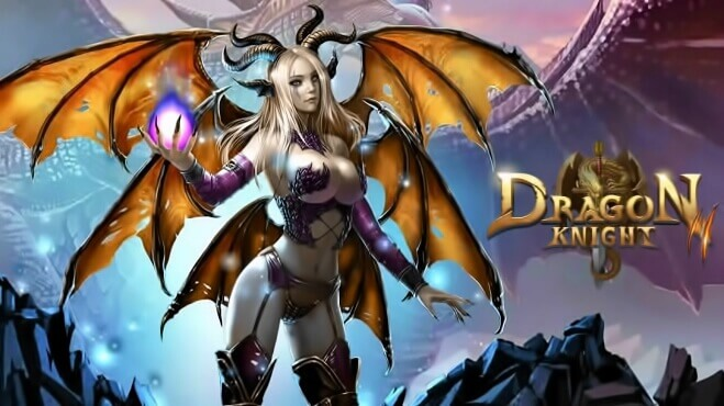 Dragon Knight 2 CreaGames