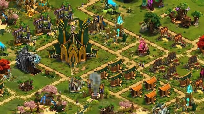 Играть Elvenar онлайн бесплатно