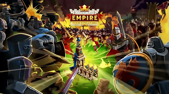 Goodgame Empire Империя Гудгейм
