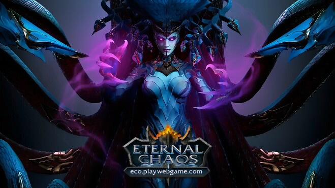 Онлайн игра Eternal Chaos