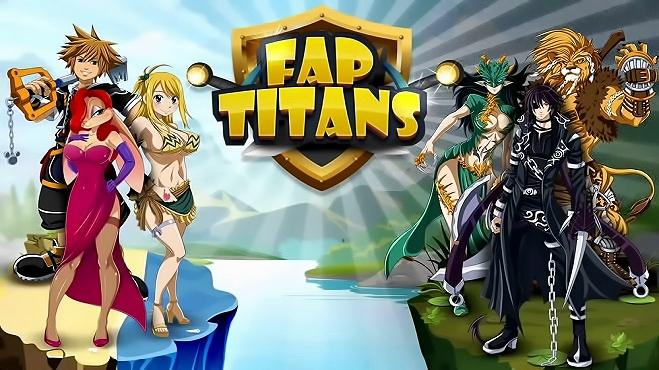 Fap Titans аниме играть онлайн