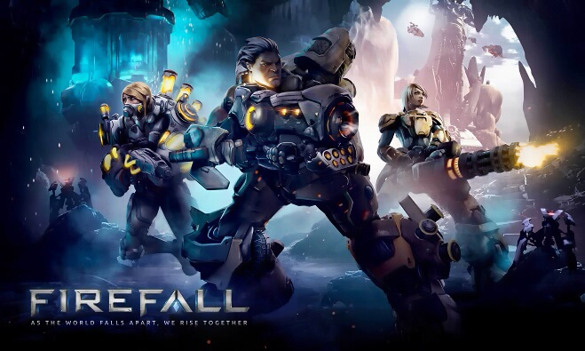 FireFall на русском языке