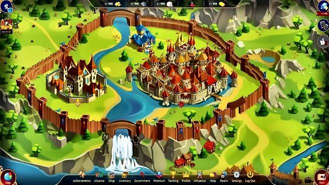Game of Emperors играть онлайн