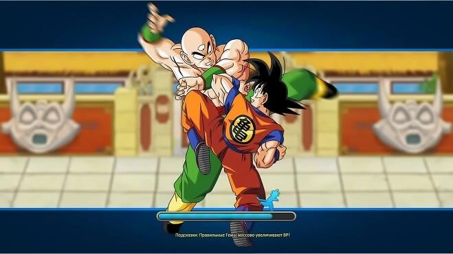 Goku GO браузерная игра