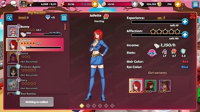 Hentai Heroes играть онлайн