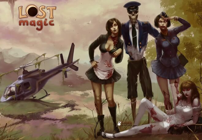 Онлайн игра Lost Magic