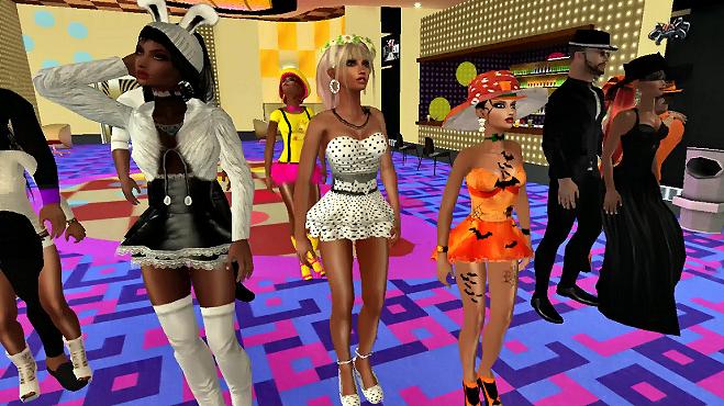 Онлайн игра Love City 3D