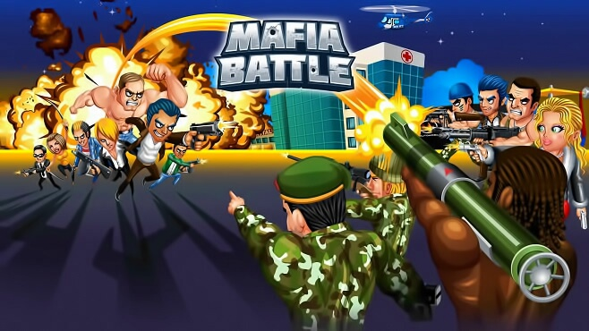 Онлайн игра Mafia Battle
