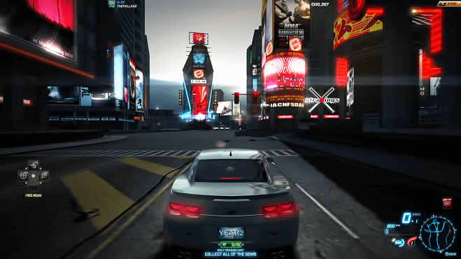 Онлайн игра Need for Speed World