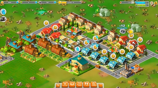 Игра Rising Cities