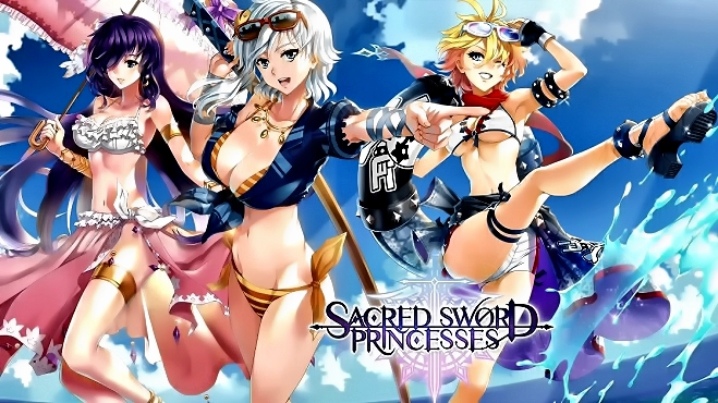 Sacred Sword Princesses играть онлайн
