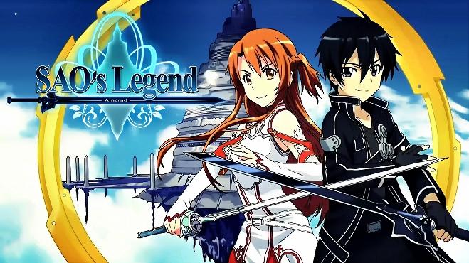 SAO's Legend браузерная игра