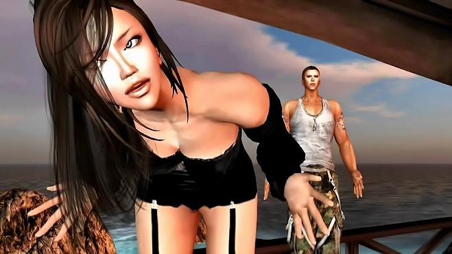 Second Life игра официальный сайт