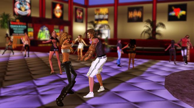 Second Life скачать бесплатно
