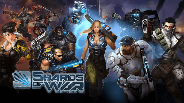 Shards of War - ����� ���� � ����� MOBA