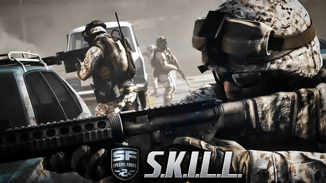������ ���� SKILL Special Force