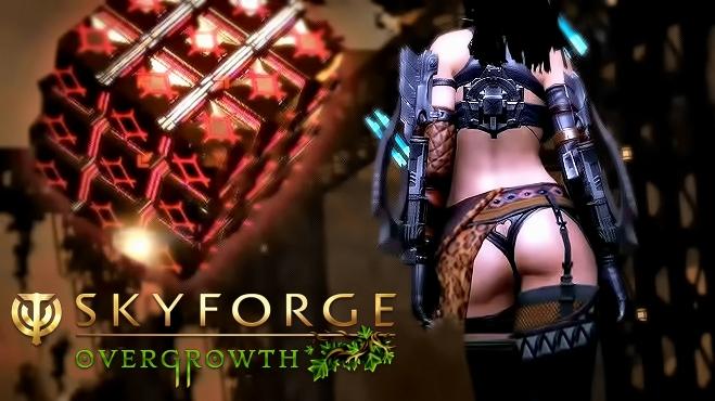 Skyforge играть русский сайт