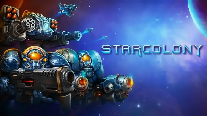 Star Colony игра