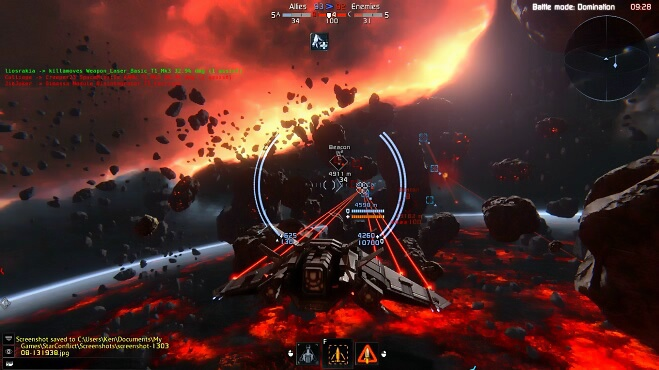 Star Conflict - Ошеломляющий экшен