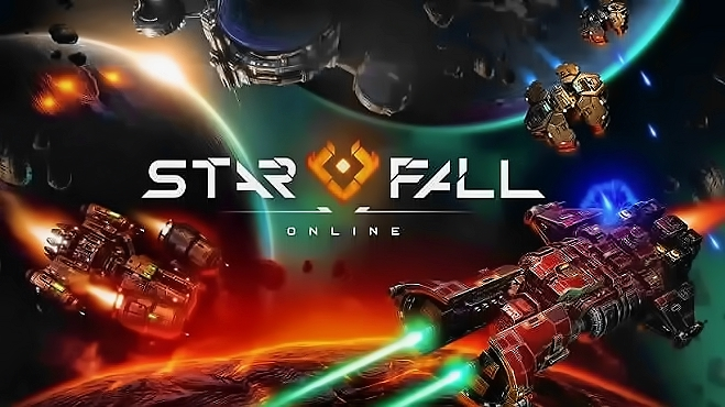 Starfall Online играть онлайн бесплатно