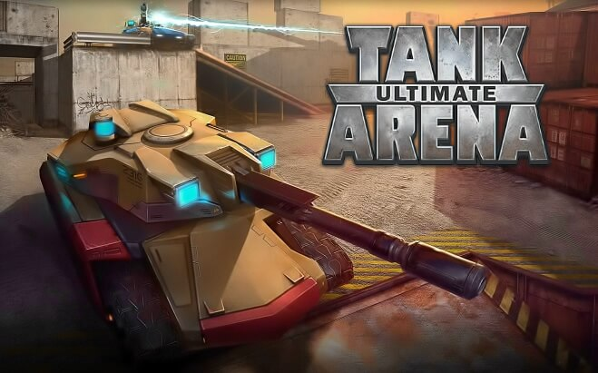 Онлайн игра Ultimate Tank Arena