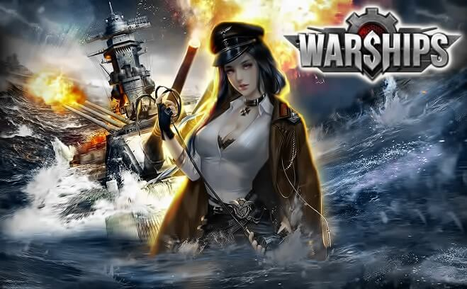 Warships Esprit Games