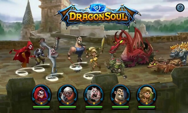 DragonSoul на Android