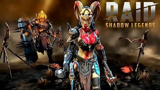 Raid: Shadow Legends играть онлайн