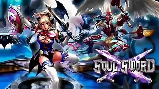 Soul Sword играть онлайн бесплатно